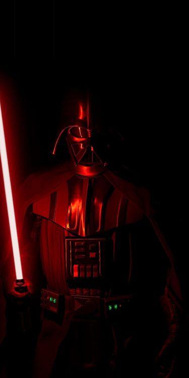 Wallpaper Star Wars Amoled The Mandalorian Darth Vader Darth Maul Background Download Free Image